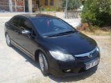Siyah inci Honda civic fd6 ACİL