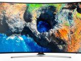 "Samsung UE-55MU7350 55"" curved(kavisli) 140 ekran Televizyon"