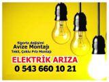 Ankara ND Elektrik Elektronik Avize Priz Sigorta Telefon Hattı Bakım Onarım Tadilat İşleri