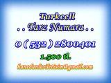HANEDANLAR İLETİŞİM den TURKCELL  TARZ NUMARALAR.Süper 0 ( 532 ) 2800401  / 2800402