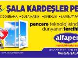 PVC DOĞRAMA &KORNİŞ&DUŞAKABİN&SİNEKLİK&PANJUR