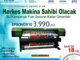 EPSON DX10 PRİNTER EN İYİ FİYAT