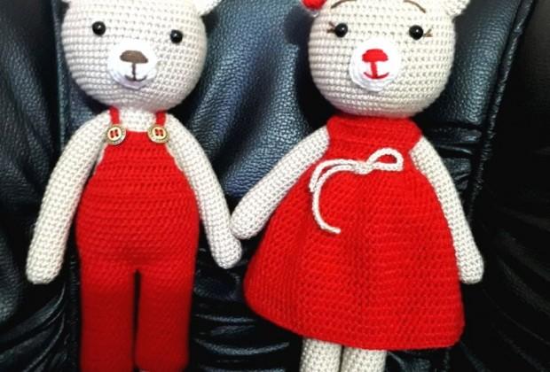 Amigurumi bebek saçı yapmak, amigurumi oyuncak yapım aşamalarından ... | 420x620