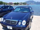 Mercedes CLK 320 2000 model