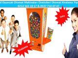Kapsül Oyuncak Otomat Makinaları Üreticileri Otomat Kiralama Toptan Perakende Satış