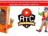 Kapsül Oyuncak Otomatı Satış Kiralama İstanbul Otomat Bayilik Aramadan Karar Vermeyin