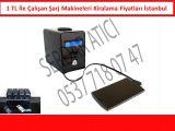1 TL İle Çalışan Şarj Makineleri Kiralama Fiyatları İstanbul Aramadan Karar Vermeyin