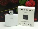 TESTER AZZARO CHROME PURE EDT 100 ML