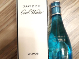 TESTER DAVİDOFF COOL WATER WOMEN EDT 100 ML