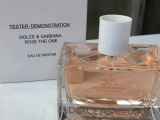 TESTER DOLCE GABBANA THE  ONE ROSE EDT 75 ML