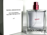 TESTER DOLCE GABBANA THE ONE SPORT EDT 100 ML
