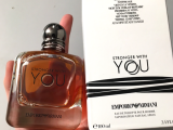 TESTER EMPORİO ARMANİ STRONGER WİTH YOU EDT 100 ML