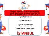 Para İle Çalışan Langırt Masası Tamircisi İstanbul