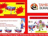 Okul Kantininde Langırt Tamircisi İstanbul Kiralık Langırt