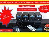 Masaüstü Telefon Şarjmatik Makinası Fiyatları Kiralama İstanbul
