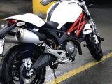 sahibinden Ducati Monster 696 ABS hatasız Kırmızı Şase 6000 KM de