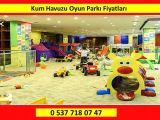 Kum Havuzu Oyun Parkı Fiyatları İstanbul 1.KALİTE