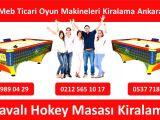Askeri Birliklerde Üniversitede Kiralık Oyun Makinaları Antalya