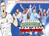 Asker Kiralık Oyun Makinaları Antalya Gaziantep Oyun Makinaları