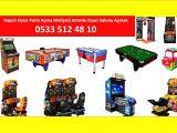 İmalattan Toptan Ticari Oyun Makineleri Toplu Satış Fiyatları