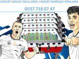 Yarı Yarıya Langırt Kiralama İşi İstanbul AVM Oyun Salonu Fiyatı