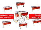Yarı Yarıya Oyun Makinaları Kiralama Fiyatları İstanbul