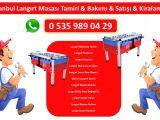 Langırt Oyun Makinaları Tamiri İstanbul