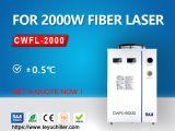Fiber lazer kaynak makinesi için hava soğutmalı su soğutucu
