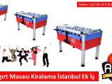 İstanbul Langırt Kiralama Fiyatları