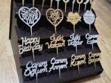 Birthday Cake Decoration Materials Manufacturer Turkey