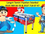 Profesyonel Langırt Tamiri İstanbul Teknik Seviş Hizmeti