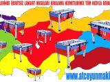 Ücretsiz Langırt Masası Kiralama İstanbul