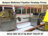 Bulyon Paketleme Makinası Üretimi