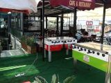 Şantiye Yemekhanelerine Langırt Masası Kiralama İstanbul