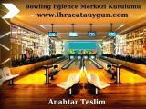Bowling Entertainment Center Installation Prices