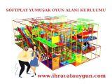 Profesyonel Anahtar Teslim Soft Play Yumuşak Oyun Alanı Kurulumu