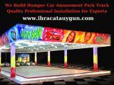 We Are Building Amusement Park Bumper Car Tracks