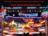 We Establish Lunapark Professional Entertainment Venues