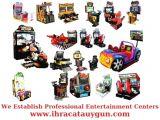 We Establish Professional Entertainment Centers