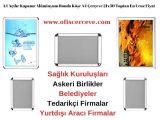 A4 Boyutlu Sertifika Alüminyum Çerçeveleri Toptan En Ucuz Fiyat