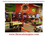 Anahtar Teslimi Oyun Salonu ve Çocuk Parkı Kurulumu Açmak Maliyeti