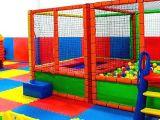 Oyun ve Aktivite Merkezi Kapalı Çocuk Oyun Parkı Açmak