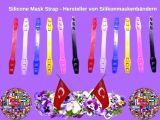 Silicone Mask Strap - Hersteller von Silikonmaskenbändern