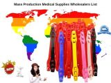 Mass Production Medical Supplies Wholesalers List