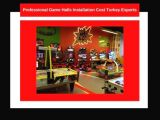 Professional Game Halls Installation Cost Turkey Exports