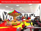 Otel Ekipmanları İstanbul İkinci El Oyun Salonu Malzemeleri