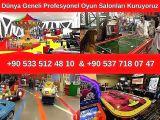 Professional Nəhəng Arcade Azərbaycan Açmaq İstəyirəm