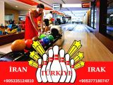 Companies Establishing Giant Bowling Entertainment Center in Turkey