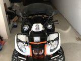 Garaj motoru mondial Au 200 ATV