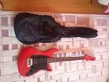 Orj gitar ve anfi
